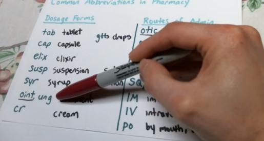 Особенности фармацевтического перевода