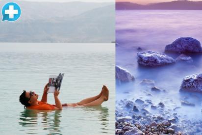 Курорты мертвого моря (Израиль)